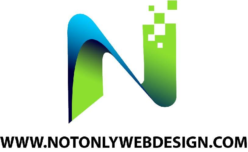 not only web design logo